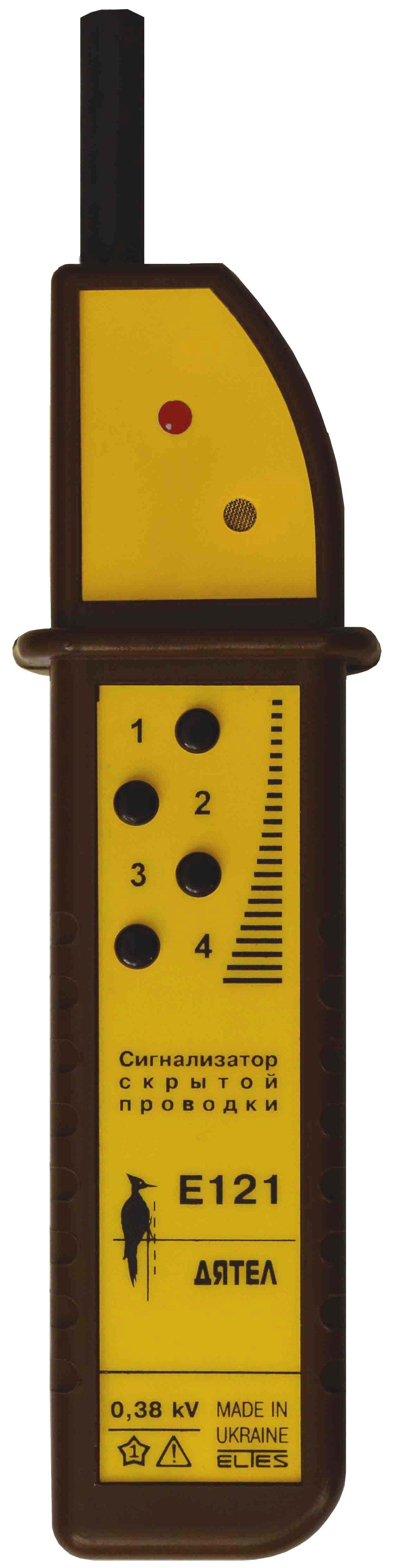 инструкция сигнализатора е 121 дятел
